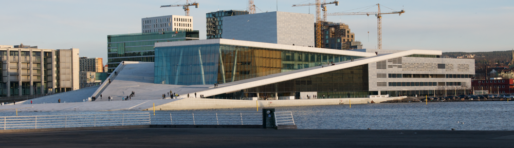 Permalink to: Oslo Opera House